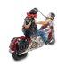 Байкер The Motorbike 50%