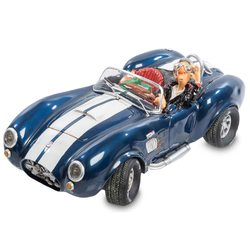Шелби Кобра 427 S/C Shelby Cobra Blue 50%