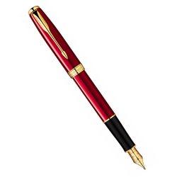 Перьевая ручка Parker Sonnet Lacquer Red GT