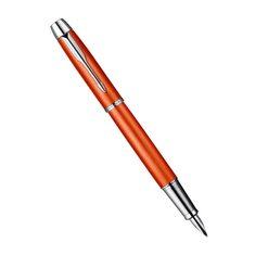Перьевая ручка Parker IM Premium Historical Colors Big Red CT