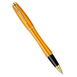 Ручка роллер Parker Urban Premium Historical Colors Mandarin Yellow GT