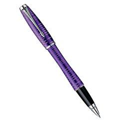 Ручка роллер Parker Urban Premium Vacumatic Amethyst Pearl СT