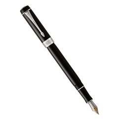 Перьевая ручка Parker Duofold Classic International Black CT