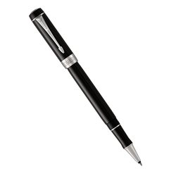 Ручка роллер Parker Duofold Classic Black CT