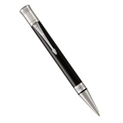 Шариковая ручка Parker Duofold Classic Black CT