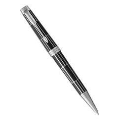 Шариковая ручка Parker Premier Luxury Black CT