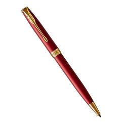Шариковая ручка Parker Sonnet Intense Red Lacquer GT