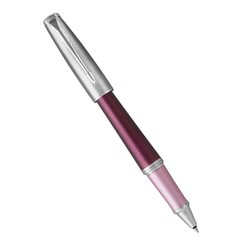 Ручка роллер Parker Urban Premium Dark Purple CT