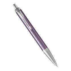 Шариковая ручка Parker IM Premium Dark Violet CT