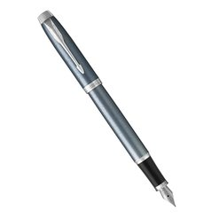 Перьевая ручка Parker IM Core Light Blue Grey CT
