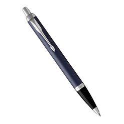 Шариковая ручка Parker IM Core Matte Blue CT