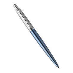 Шариковая ручка Parker Jotter Waterloo Blue CT