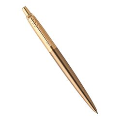 Шариковая ручка Parker Jotter Premium West End Gold Brushed GT