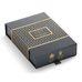 Подарочный набор 5й пишущий узел Parker Ingenuity L Black Rubber CT с чехлом