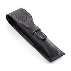 Кожаный чехол для ручки Parker Black
