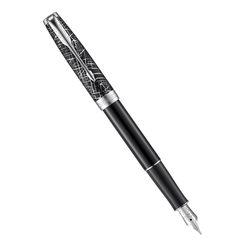Перьевая ручка Parker Sonnet Special Edition Metro Black CT