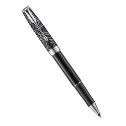 Ручка роллер Parker Sonnet Special Edition Metro Black CT
