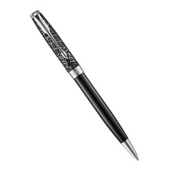 Шариковая ручка Parker Sonnet Special Edition Metro Black CT