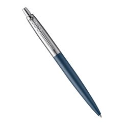 Шариковая ручка Parker Jotter XL Matte Blue CT