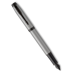 Перьевая ручка Parker IM Achromatic Matt Grey BT