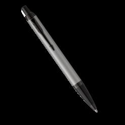 Шариковая ручка Parker IM Achromatic Matt Grey BT