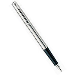 Перьевая ручка Parker Jotter Stainless Steel CT