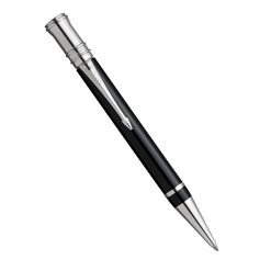 Шариковая ручка Parker Duofold International K89 Black PT