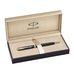 Шариковая ручка Parker Sonnet Slim Lacquer Black GT