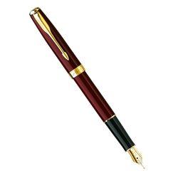 Перьевая ручка Parker Sonnet Lacquer Deep Red GT
