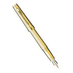 Перьевая ручка Parker Premier DeLuxe Chiselling GT