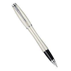 Перьевая ручка Parker Urban Premium Pearl Metal Chiselled CT