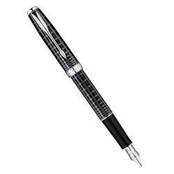 Перьевая ручка Parker Sonnet Premium Laquer Dark Grey CT