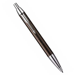 Шариковая ручка Parker IM Premium Metal Brown CT