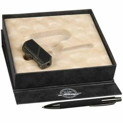 Набор: зажигалка и ручка Mr.Forsage