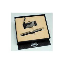 Набор: зажигалка и ручка стилус Mr.Forsage