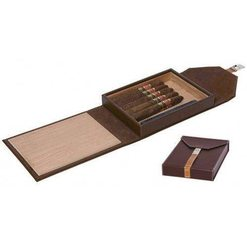 Хьюмидор дорожный на 10 сигар Aficionado