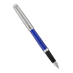Перьевая ручка Waterman Hemisphere Deluxe Blue Wave CT