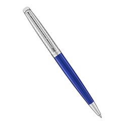 Шариковая ручка Waterman Hemisphere Deluxe Blue Wave CT