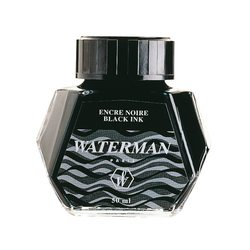 Чернила Waterman Black