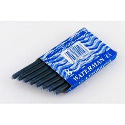 Картридж с водостойкими чернилами Waterman Blue