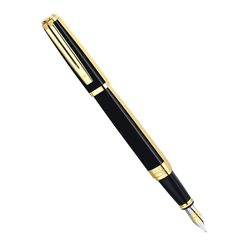 Перьевая ручка Waterman Exception Night & Day Gold GT