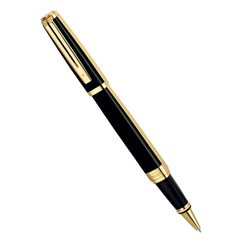Ручка роллер Waterman Exception Night & Day Gold GT