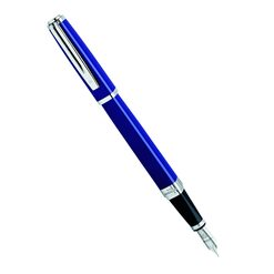 Перьевая ручка Waterman Exception Slim Blue ST