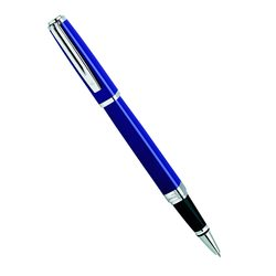 Ручка роллер Waterman Exception Slim Blue ST