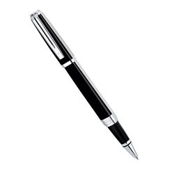 Ручка роллер Waterman Exception Night & Day Platinum ST