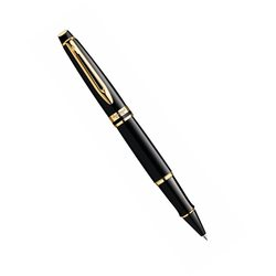 Ручка роллер Waterman Expert 3 Black Laque GT
