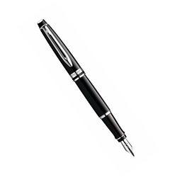 Перьевая ручка Waterman Expert 3 Black Laque СT