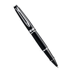 Ручка роллер Waterman Expert 3 Black Laque CT