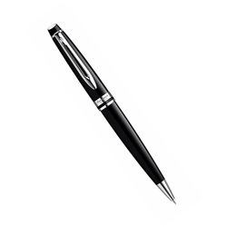 Шариковая ручка Waterman Expert 3 Black Laque CT