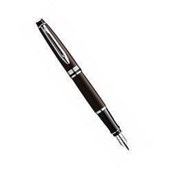 Перьевая ручка Waterman Expert 3 Deep Brown CT